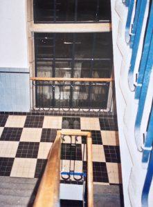 Trap in Kamper kunstacademie