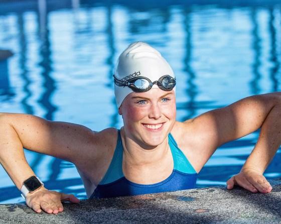 zwemschema triathlon