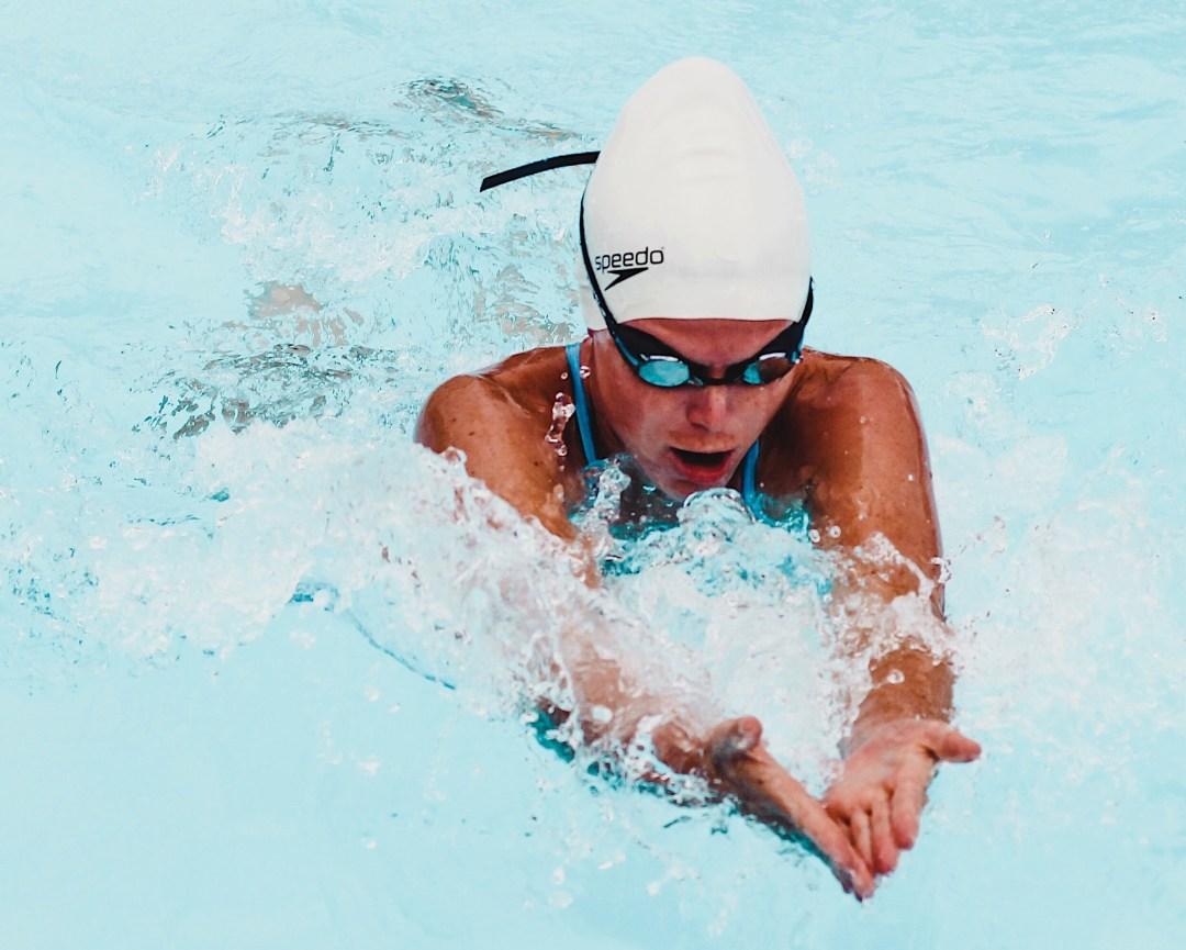 zwemschema voor gevorderden