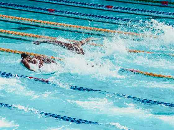 WK zwemmen Hangzhou wedstrijdzwemmen zwemmers