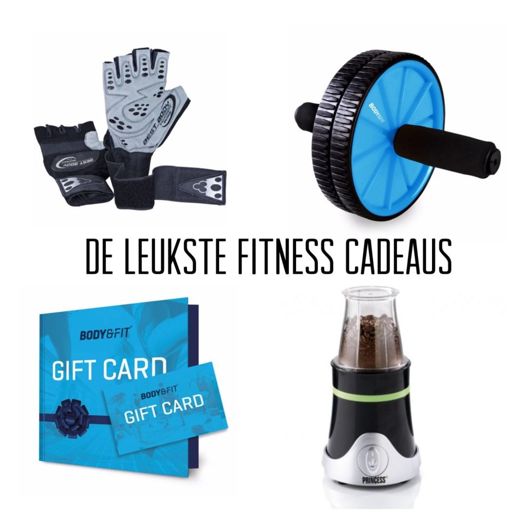 cadeaus voor fitness