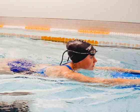 zwemmen als hersteltraining