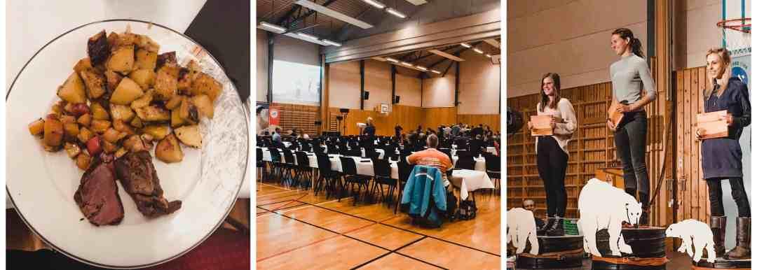 ceremonie spitsbergen marathon