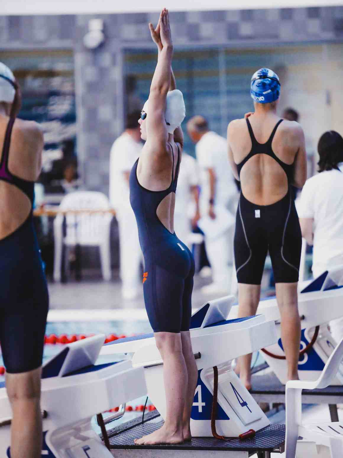 stroomlijn zwemmen oefenen - sneller leren zwemmen