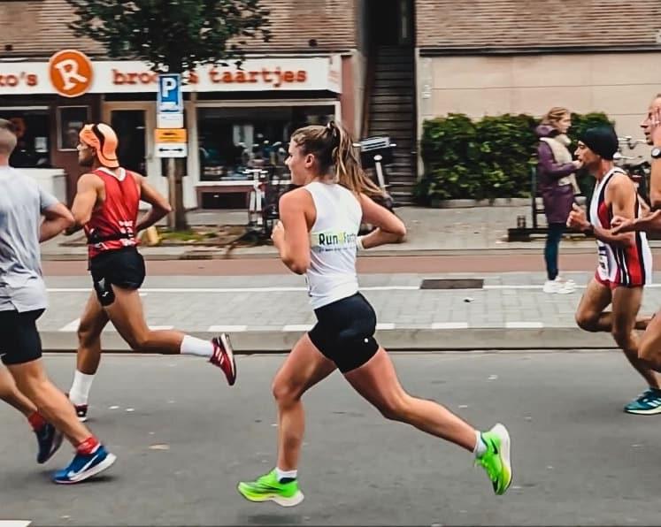 halve marathon amsterdam