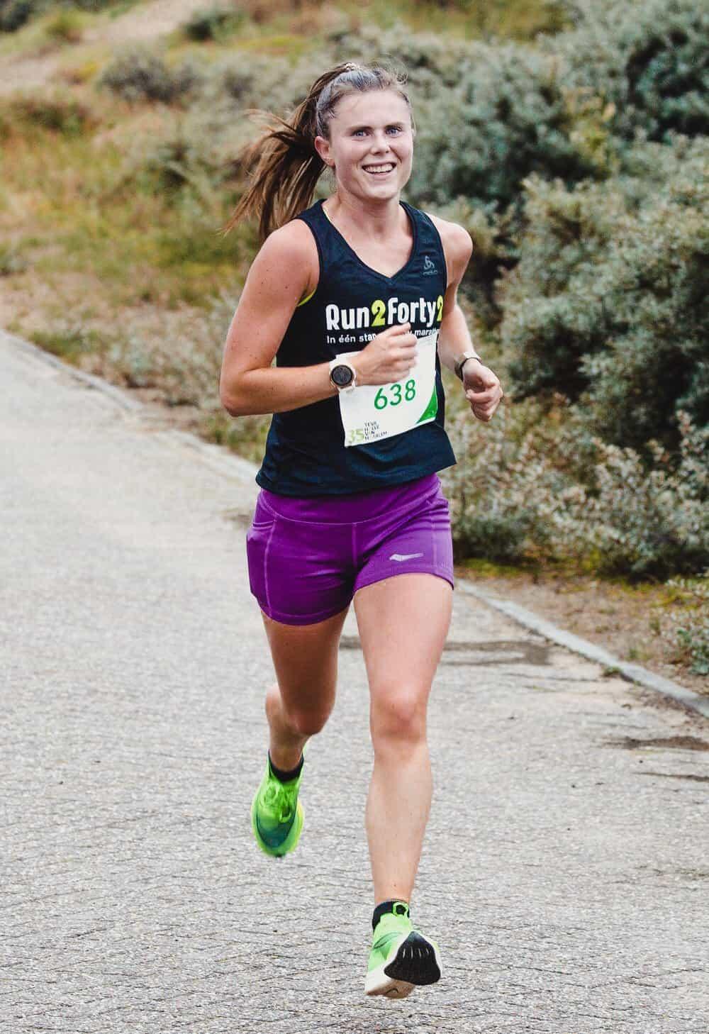 trainingsschema snelle halve marathon, hardlooptrainingen hardlooptips halve marathontraining