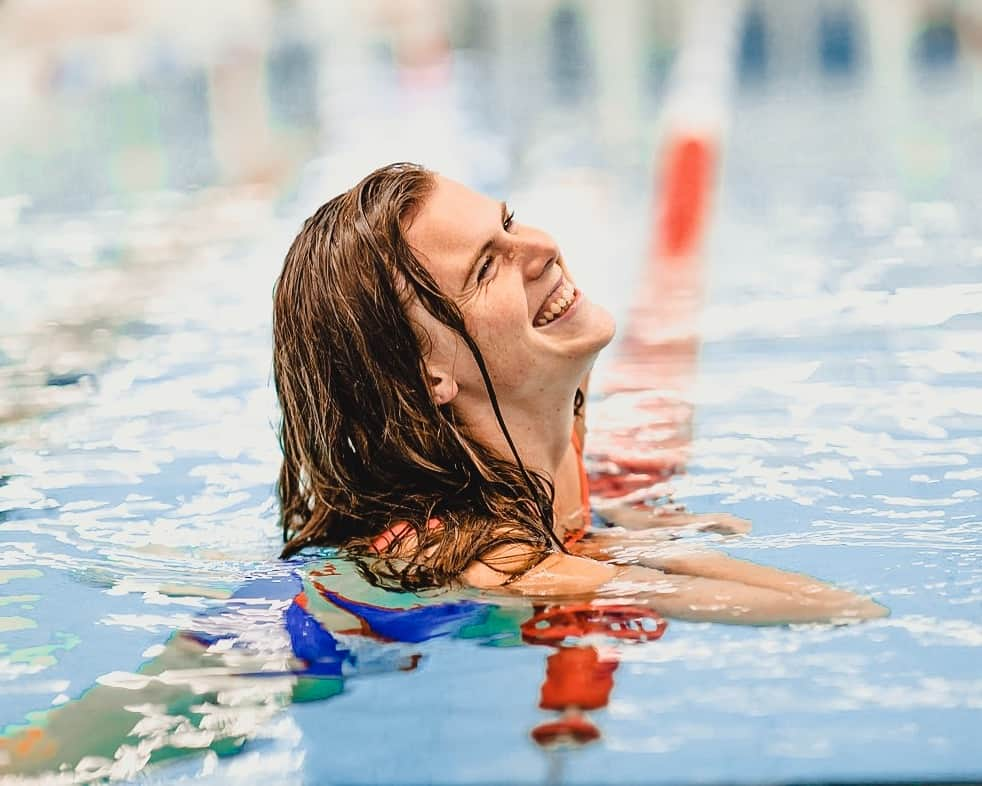 zwemmen sportdagboek