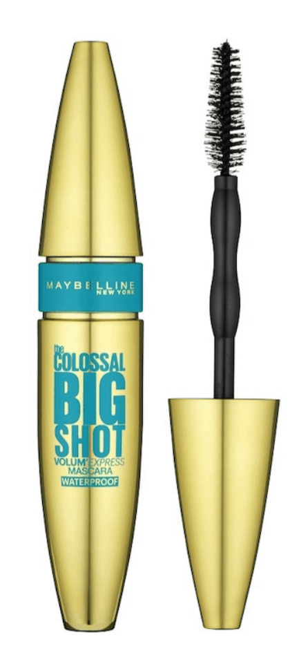 De Volum' Express Colossal Big Shot waterproof volume mascara- Maybelline