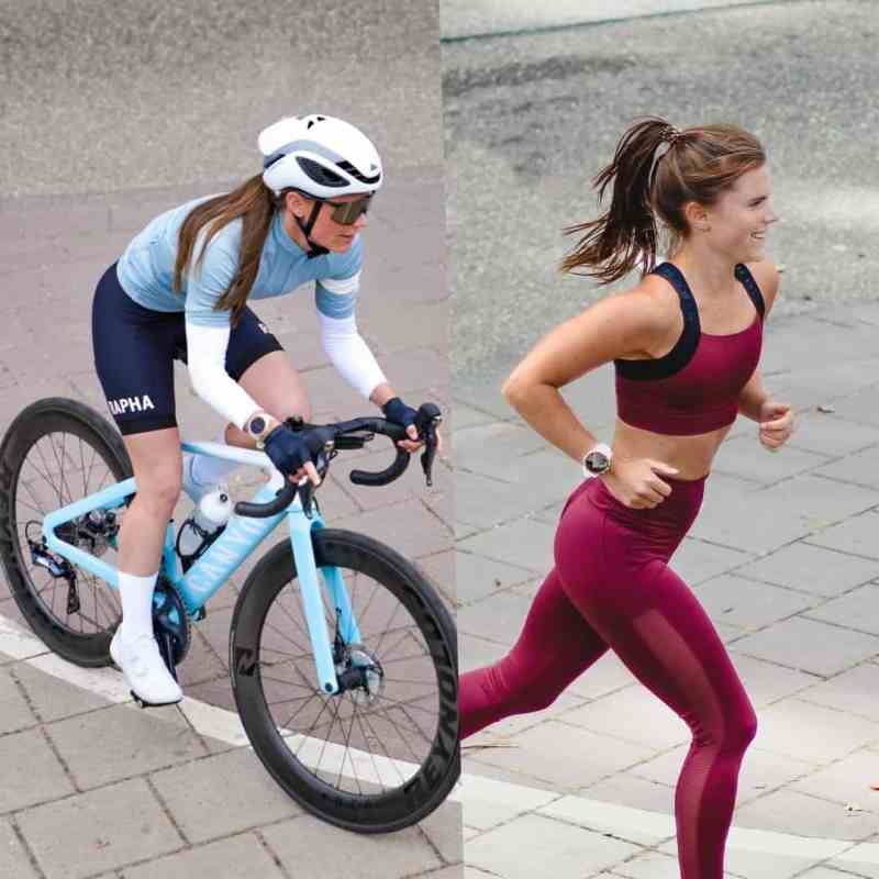 koppeltraining triathlon