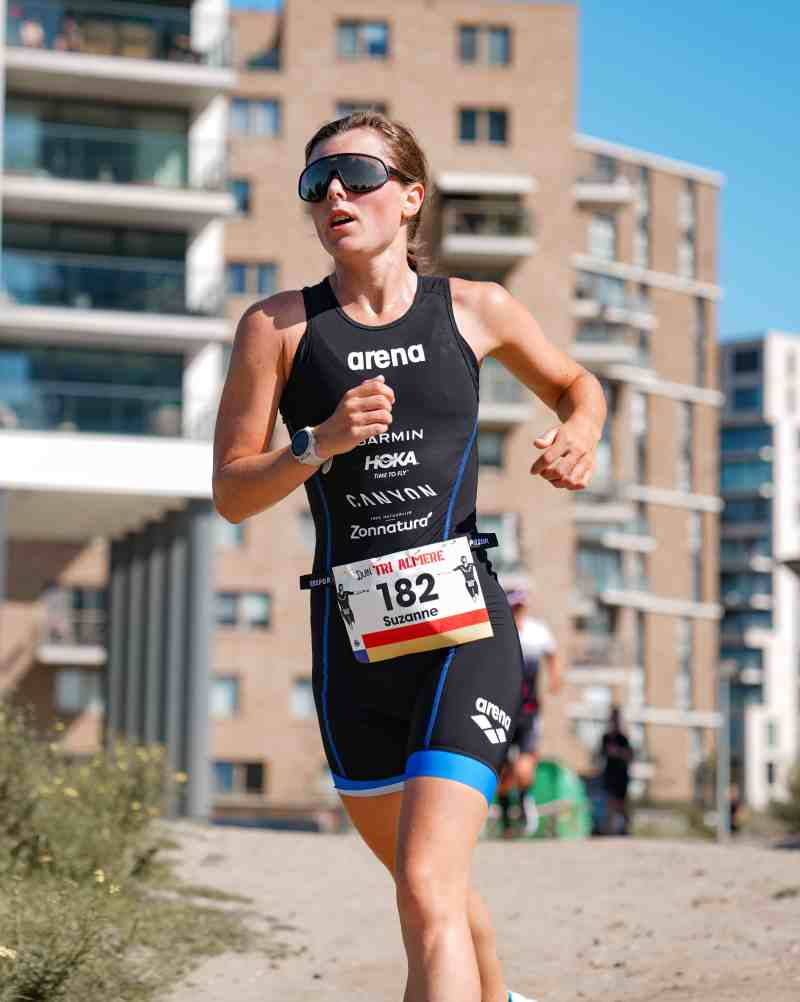 lopen triathlon almere duin