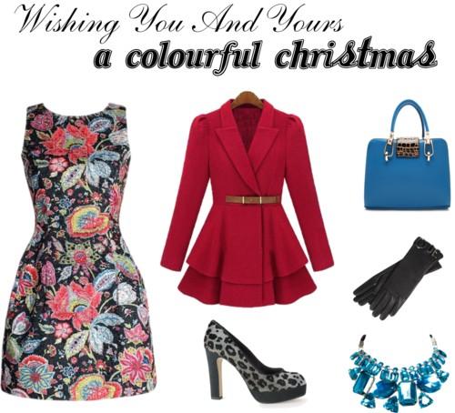 A Colourful Christmas