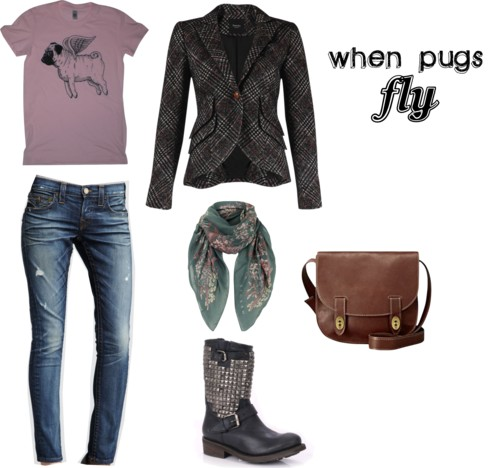 When Pugs Fly