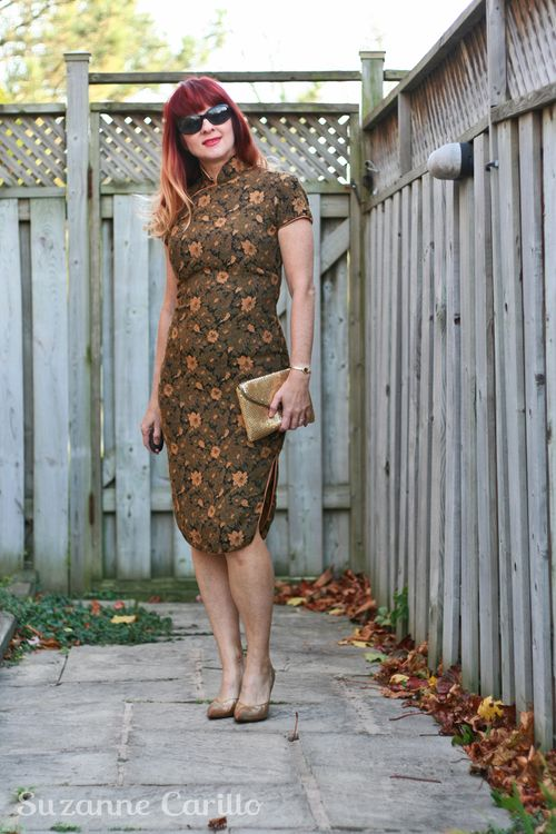 How to wear a cheongsam suzanne carillo