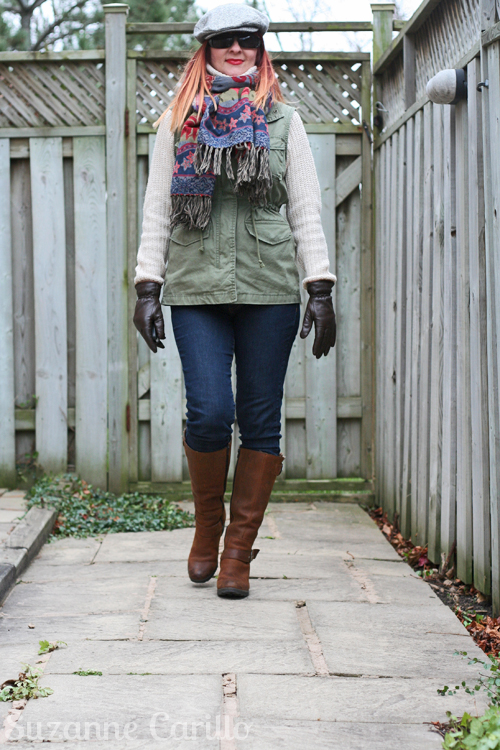 winter style how to dress warm for winter