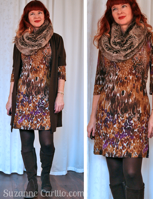 Over 40 fashionable winter style