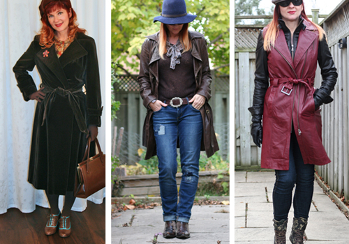 how to choose a long coat
