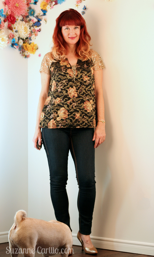 40+ blogger fashion style
