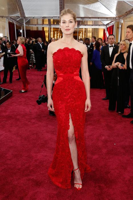 Rosemary Pike Oscar dress 2015