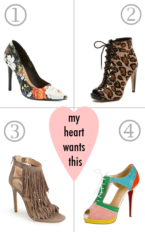 Fantasy shoes for women over 40