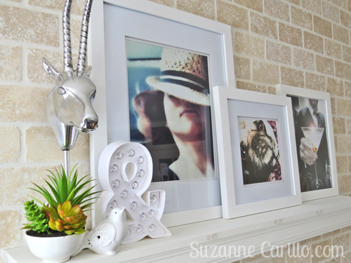 how to turn photos into wall art for your home