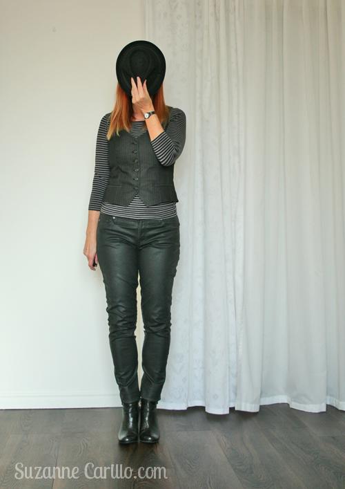 how to dress in monochrome suzanne carillo