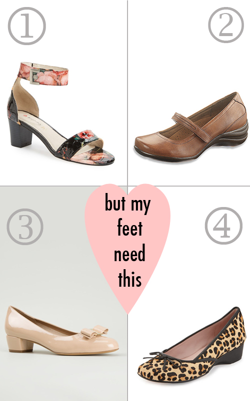 sensible shoes for women over 40