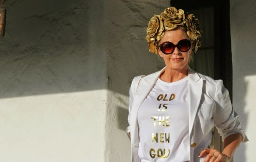 tamera beardsley old is the new gold tee