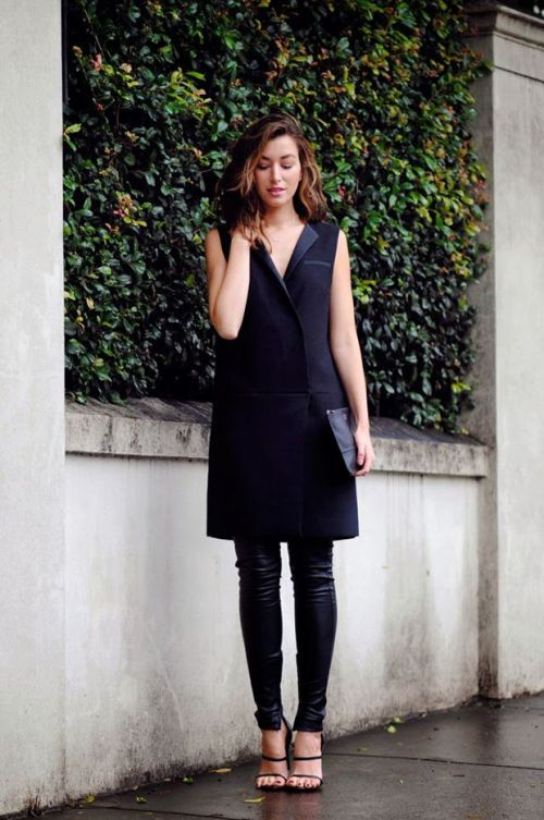 Verily how to wear jeans under a dress