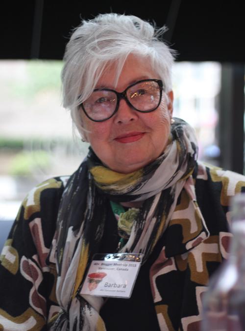 Vancouver Barbara blog reader