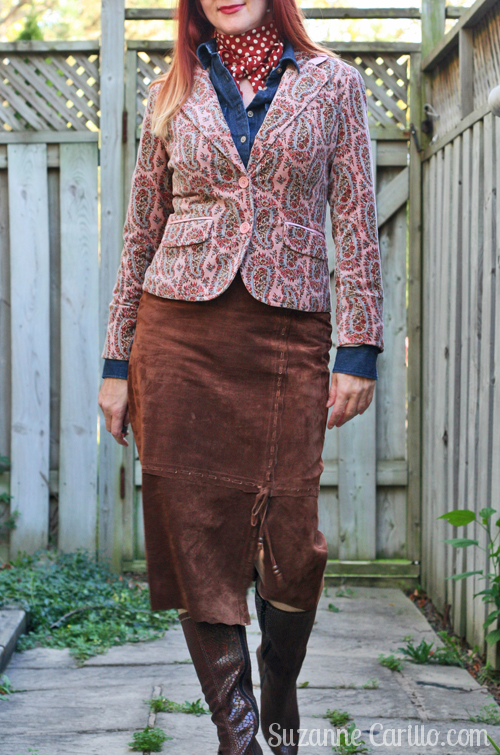 how to style paisley suzanne carillo