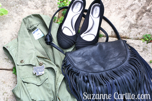 how to style a fringe handbag over 40 style suzanne carillo