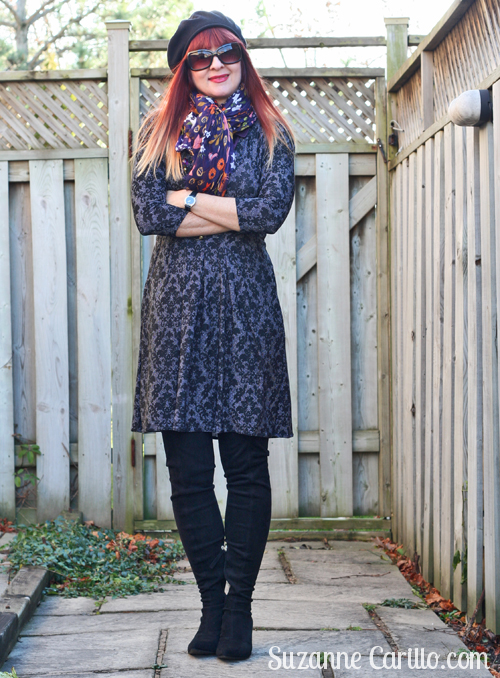 how to add some style to a karina dress suzanne carillo 40 plus style