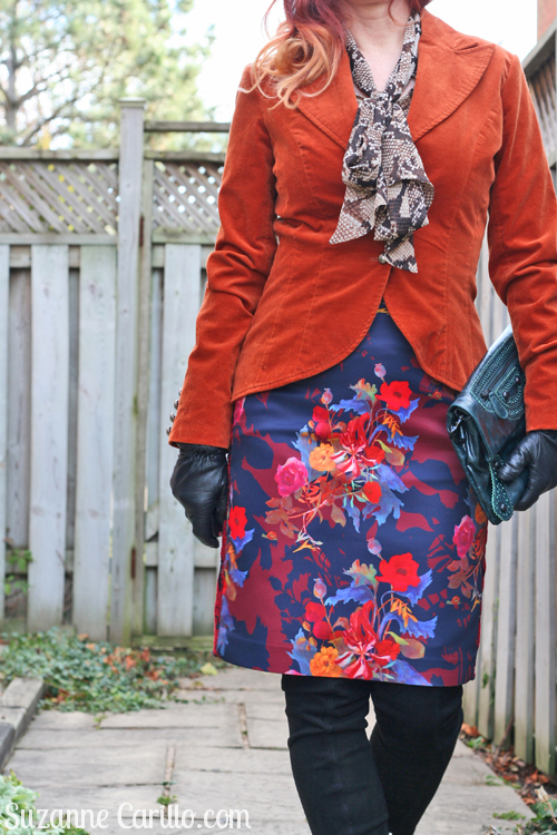 thrifting discoveries and how to pattern mix over 40 suzanne carillo