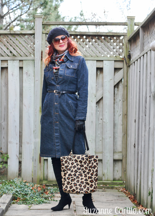 how to wear denim over 40 suzanne carillo