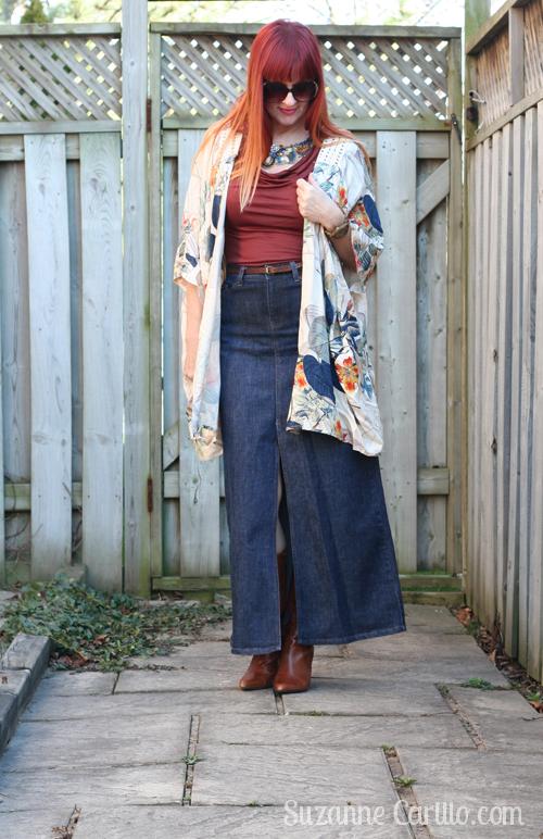 how to wear a kimono when you are petite over 40 suzanne carillo style