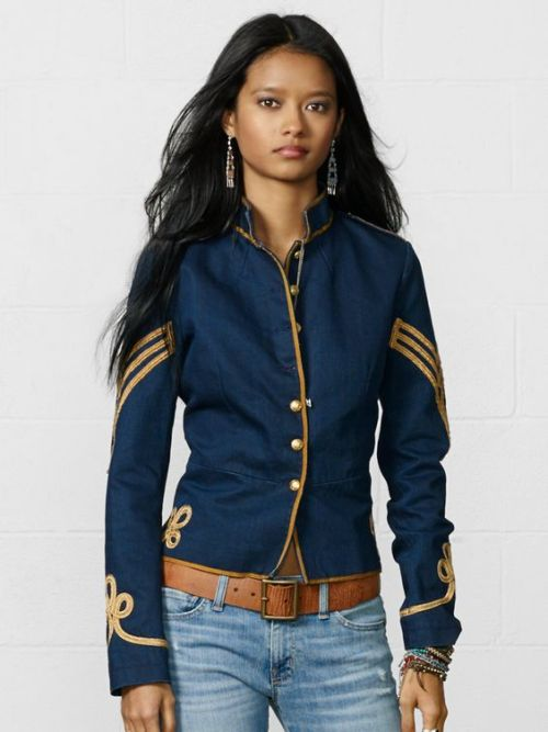 ralph lauren cavalry jacket