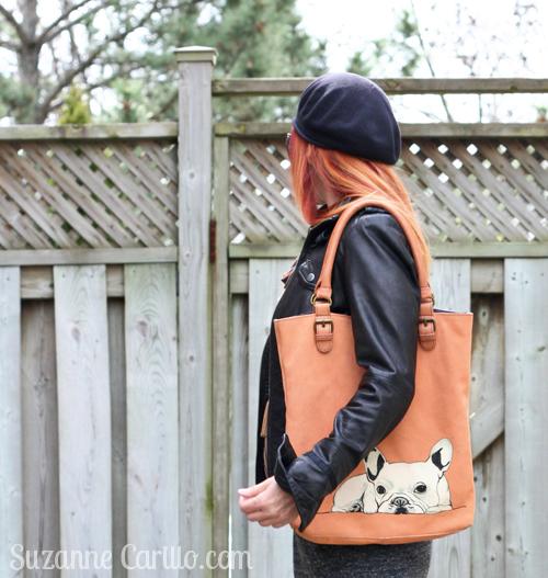 anthropologie dog handbag suzanne carillo