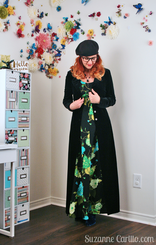 wear vintage with confidence over 40 suzanne carillo