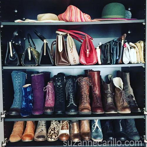 ikea pax wardrobe shoe storage solutions suzanne carillo fashion for women over 40