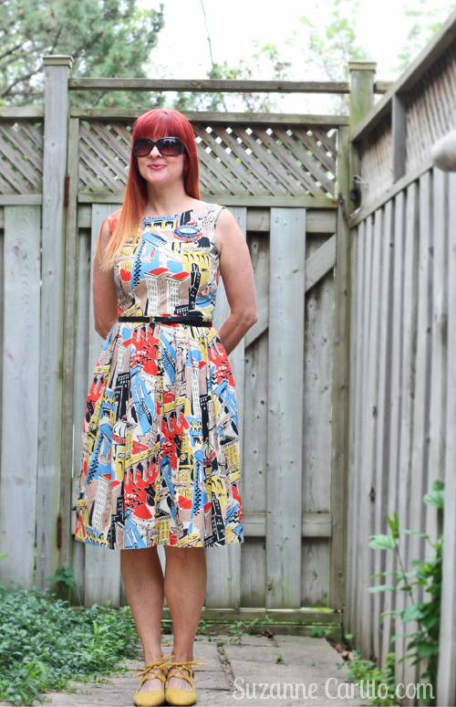 modcloth emily and finn cityscape dress suzanne carillo