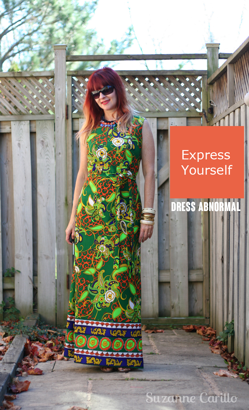 dress to express yourself over 40 suzanne carillo style