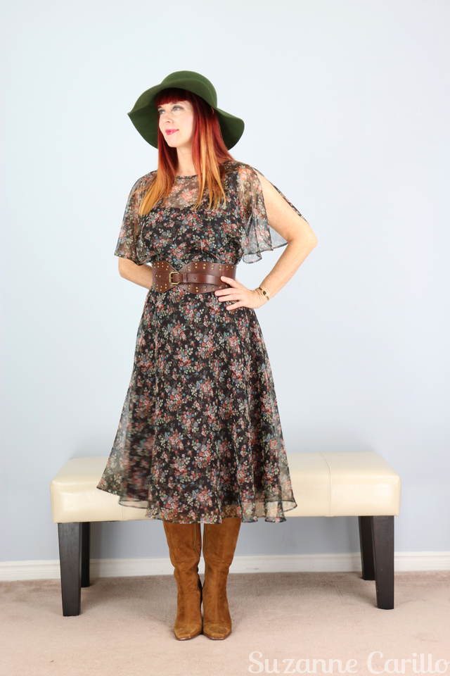 1940s style dress vintage dress for sale vintage by suzanne on Etsy