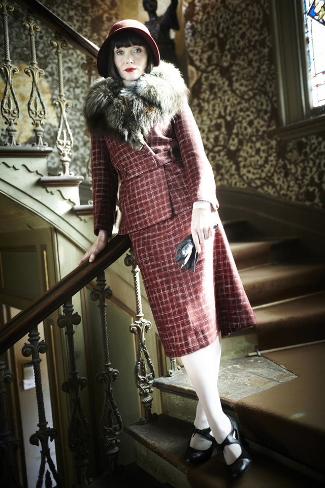 Phryne Fisher Murder Mysteries wardrobe
