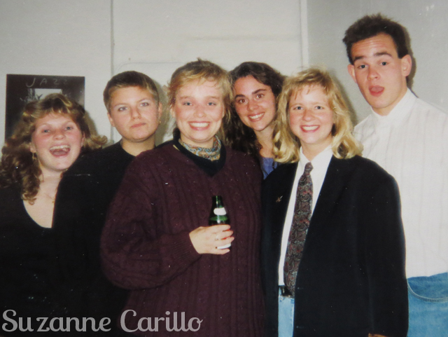 France 1990 party