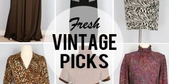 Fresh Picks Friday Vintage Style Over 40