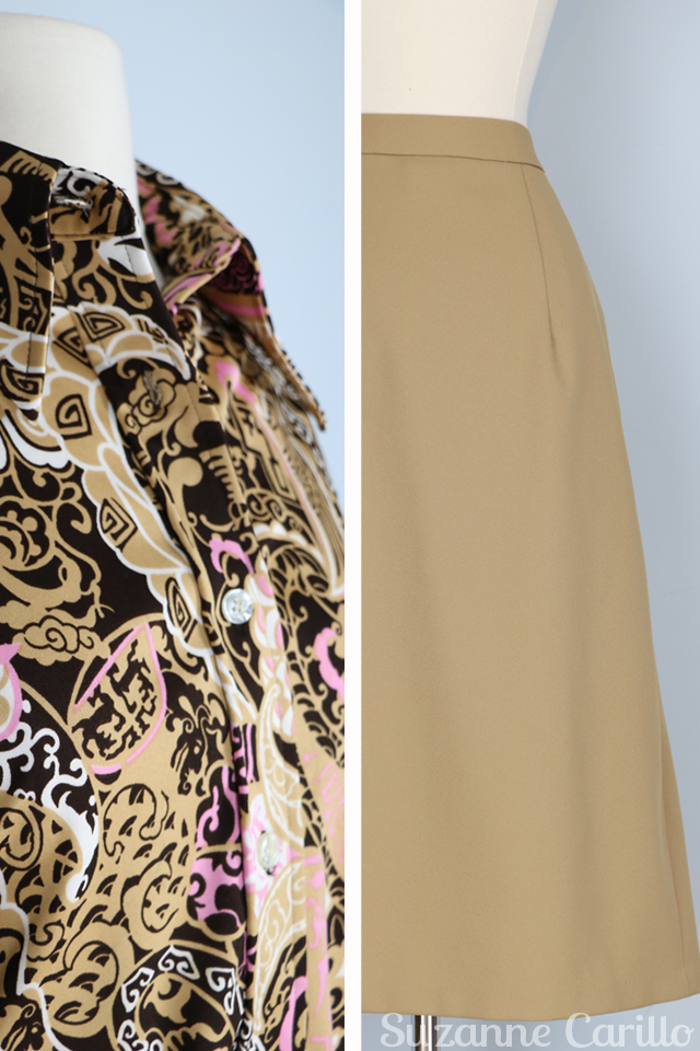 paisley 1970s vintage shirt for sale vintage style for women over 40