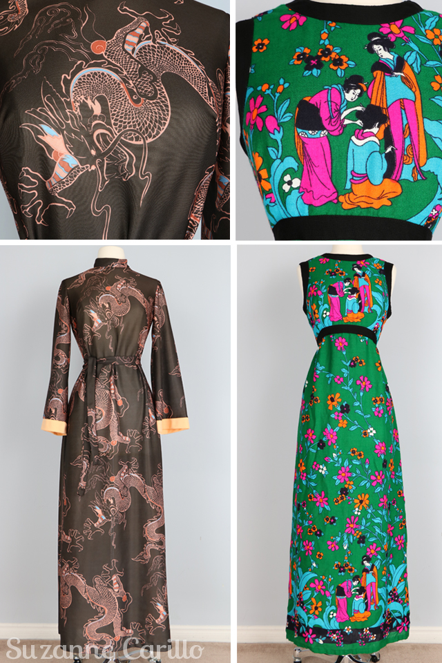 What to expect at a vintage clothing show and what i bought at the toronto vintage clothing show suzanne carillo