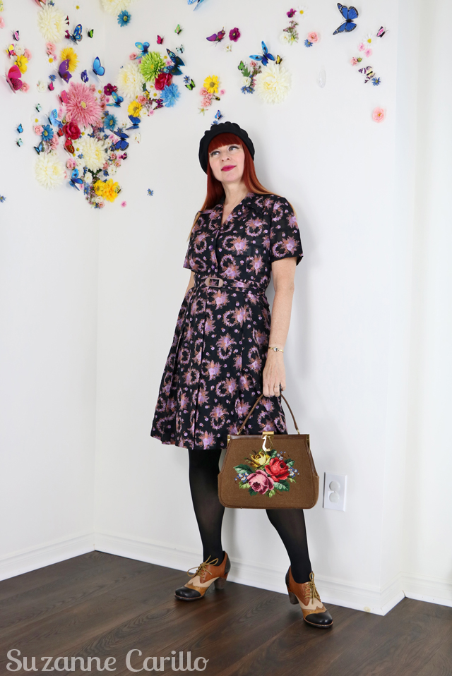 how to wear vintage clothing over 50 suzanne carillo640