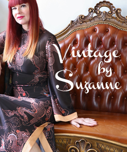 Vintage by Suzanne Etsy Shop Best Secondhand and Vintage Clothing Online