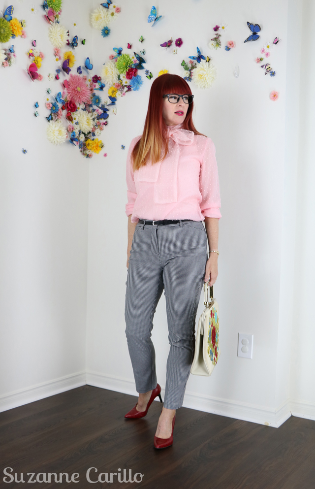 mixing vintage with modern style suzanne carillo